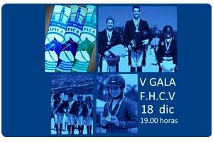 V Gala F.H.C.V.