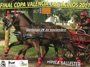 FINAL COPA VALENCIA ENGANCHES - H. BALLESTER - BETERA
