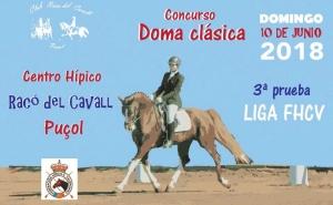 LIGA DOMA CLASICA FHCV - RACO DEL CAVALL