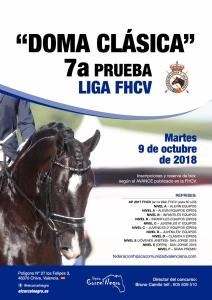 LIGA DOMA CLASICA FHCV - CH EL CORCEL NEGRO