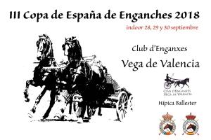 COPA DE ESPAÑA ENGANCHES - Hipica Ballester.