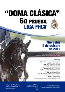 LIGA DOMA CLASICA FHCV - C.H. EL CORCEL NEGRO