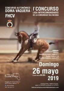 CONCURSO AUT. DOMA VAQUERA - CH EL CORCEL NEGRO