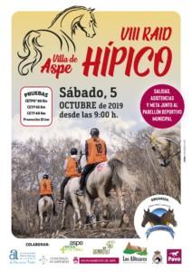 VIII RAID HIPICO DE ASPE