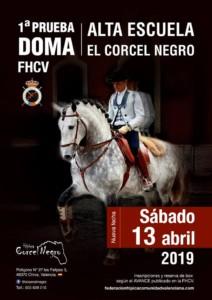 LIGA FHCV ALTA ESCUELA - EL CORCEL NEGRO (CHIVA)