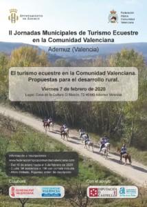II JORNADAS MUNICIPALES TURISMO ECUESTRE C. V. ADEMUZ