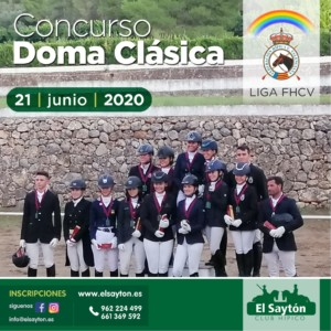 Liga FHCV Doma Clásica – CH El Sayton